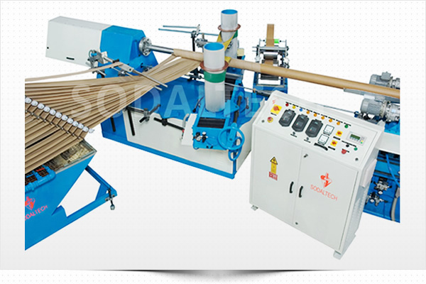 Composite Can Production