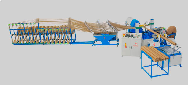 paper-tube-and-core-production-line